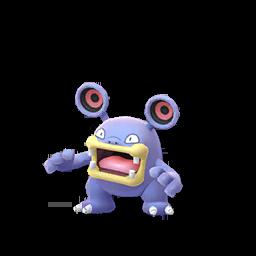 Loudred Pokemon GO