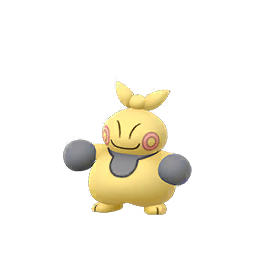 Makuhita Pokemon GO