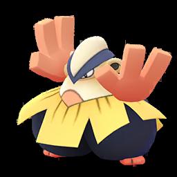 Hariyama Pokemon GO