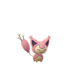 Skitty Pokemon GO