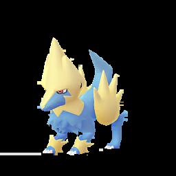 Manectric Pokemon GO