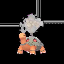 Torkoal Pokemon GO