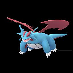Salamence Pokemon GO