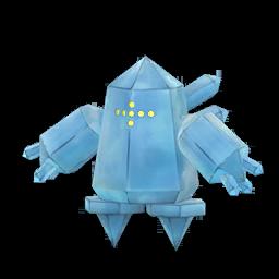 Regice Pokemon GO