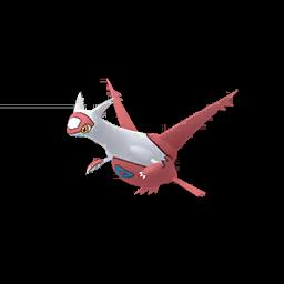 Latias Pokemon GO