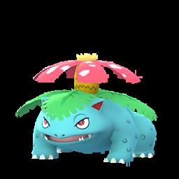Venusaur Pokemon GO