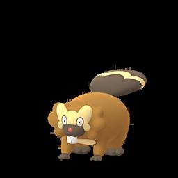 Bibarel Pokemon GO
