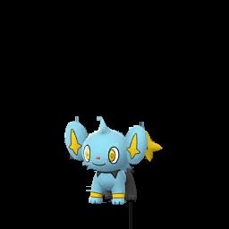 Shinx Pokemon GO