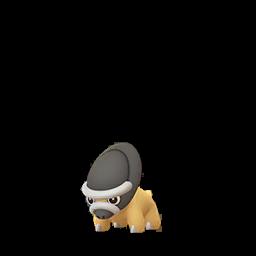 タテトプス Pokemon GO