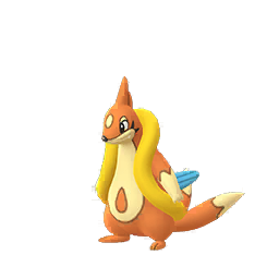 Floatzel Pokemon GO
