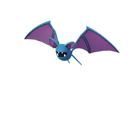 Zubat Pokemon GO
