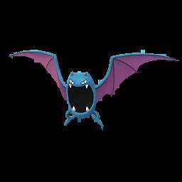 Golbat Pokemon GO