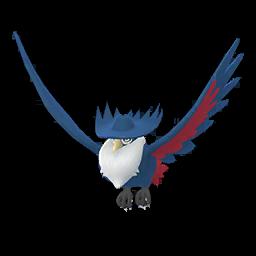 烏鴉頭頭 Pokemon GO