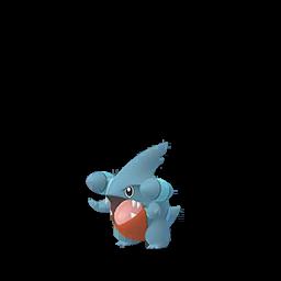 Gible Pokemon GO