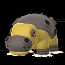 하마돈 Pokemon GO