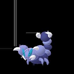 Skorupi Pokemon GO