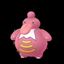 Lickilicky - Pokémon GO