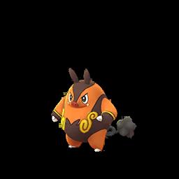จาโอบู Pokemon GO