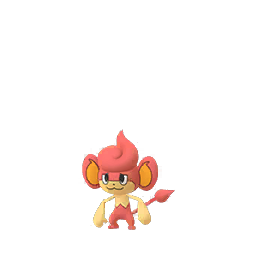 Pansear Pokemon GO