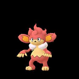 Simisear Pokemon GO