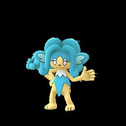 Simipour Pokemon GO