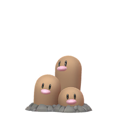 Digdri Pokemon GO
