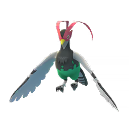 Unfezant Pokemon GO