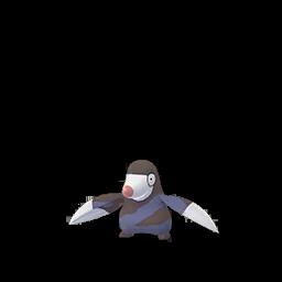 螺釘地鼠 Pokemon GO