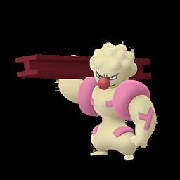 Gurdurr Pokemon GO
