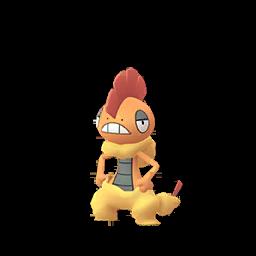 頭巾混混 Pokemon GO