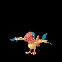 Archen Pokemon GO