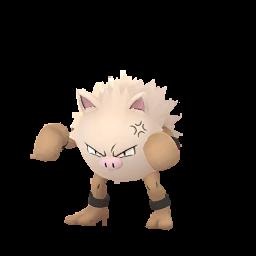 Primeape Pokemon GO