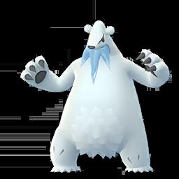 Beartic Pokemon GO