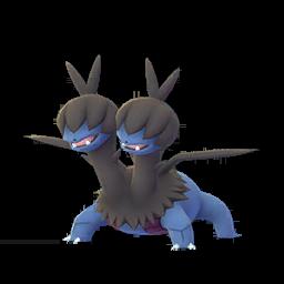Zweilous Pokemon GO
