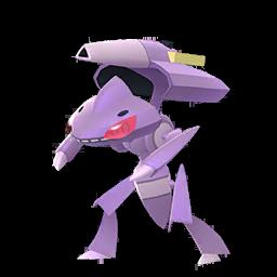 Genesect Pokemon GO
