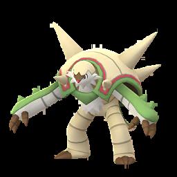 Chesnaught Pokemon GO