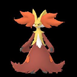 Delphox Pokemon GO
