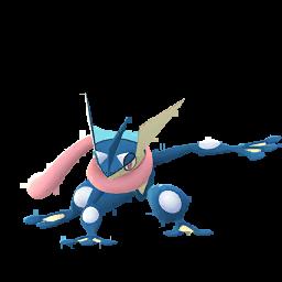 Greninja Pokemon GO