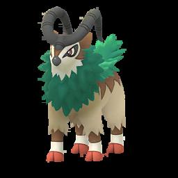 Gogoat Pokemon GO