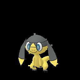Helioptile Pokemon GO