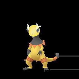 Elezard Pokemon GO