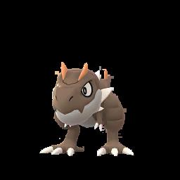 จิโกรัส Pokemon GO
