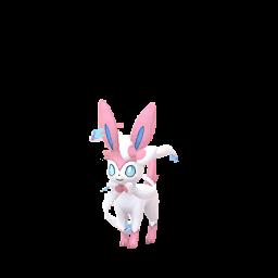Sylveon Pokemon GO