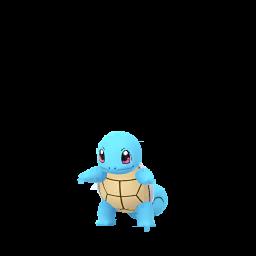Squirtle Pokemon GO
