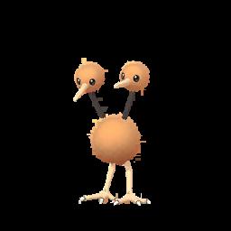 Doduo Pokemon GO