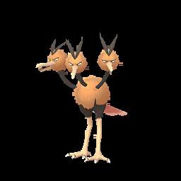 Dodrio Pokemon GO