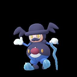 Mr. Rime Pokemon GO