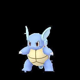 Wartortle Pokemon GO