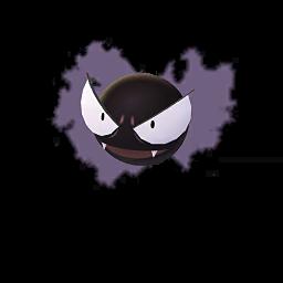 Gastly Pokemon GO