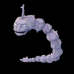 Onix Pokemon GO